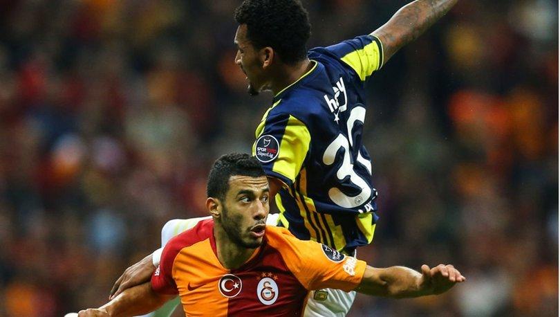 Galatasaray: 2 - Fenerbahçe: 2 | MAÇ SONUCU VE ÖZETİ