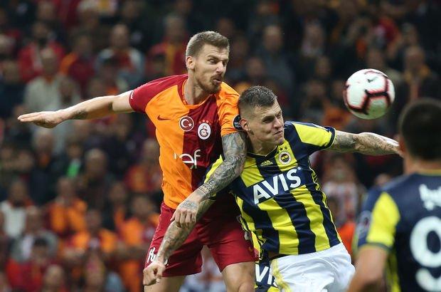 Serdar Aziz Galatasaray Fenerbahçe