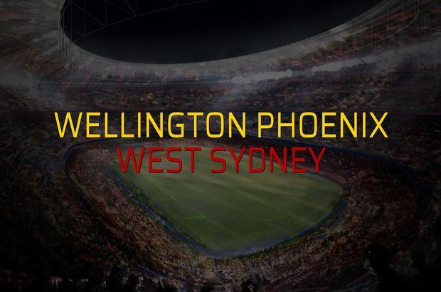 Wellington Phoenix: 0 - West Sydney: 3