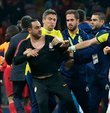 Olaylı Galatasaray - Fenerbahçe derbisinin ardından Ahmet Çakar, BeyazTV ekranlarında değerlendirmelerde bulundu