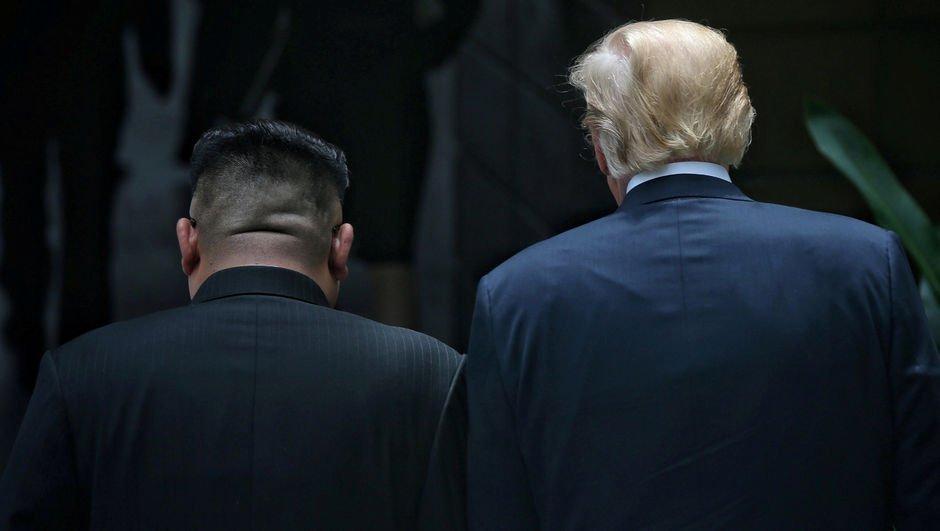 Kuzey Kore'den ABD'ye tepki: Aptalca bir fikre gülmemek elde değil!