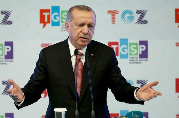 Cumhurbaşkanı Erdoğan: Andımız kararını iyi niyetli görmüyorum!