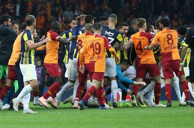 İbrahim Yıldız Galatasaray  Fenerbahçe