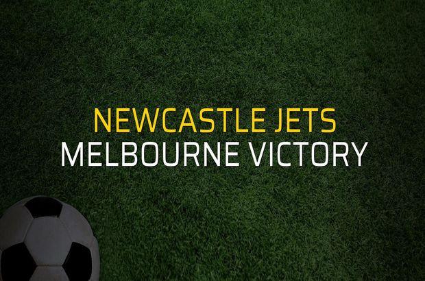 Newcastle Jets: 0 - Melbourne Victory: 1 (Maç sonucu)
