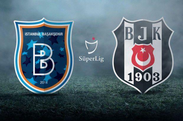 Medipol Başakşehir Beşiktaş maçı