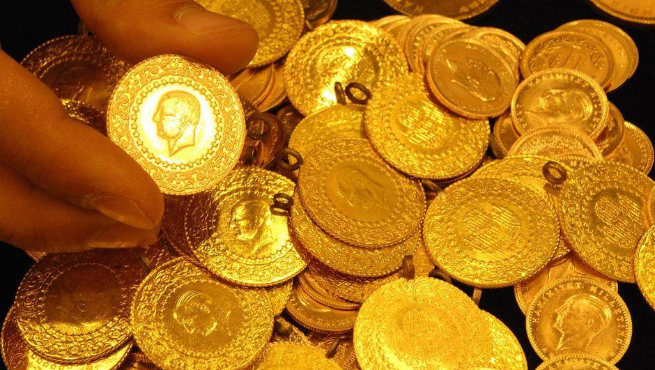 Altın hesapları 20 tondan fazla arttı