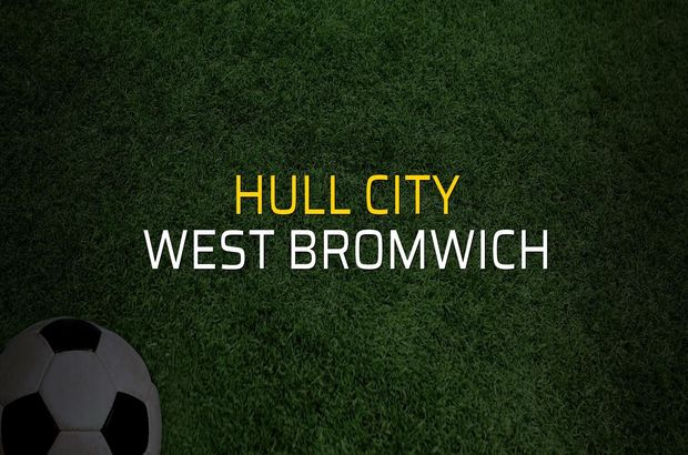Hull City: 1 - West Bromwich: 0 (Maç sona erdi)