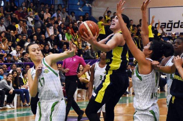 Kırçiçeği Bodrum Fenerbahçe Kadınlar Basketbol Süper Ligi