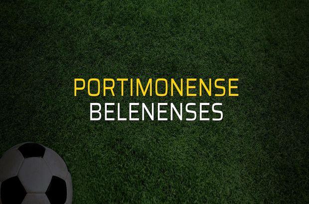 Portimonense: 1 - Belenenses: 1