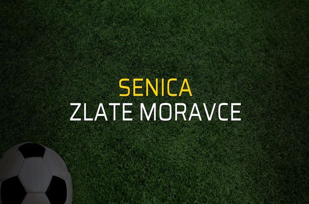 Senica: 3 - Zlate Moravce: 0 (Maç sona erdi)