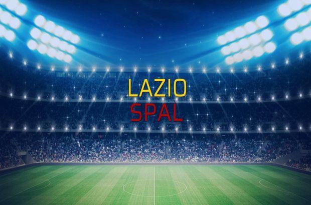 Lazio - SPAL maç önü