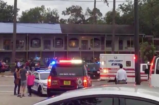 ABD'de yoga stüdyosunda silahlı saldırı