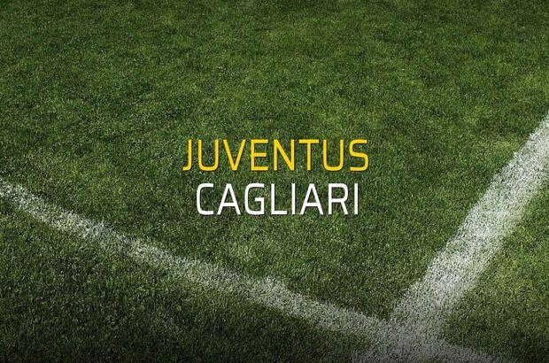 Juventus: 3 - Cagliari: 1