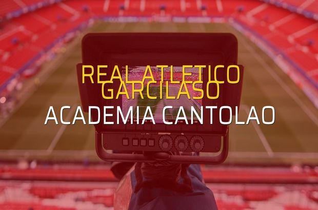 Maç sona erdi: Real Atletico Garcilaso: 3 - Academia Cantolao:1