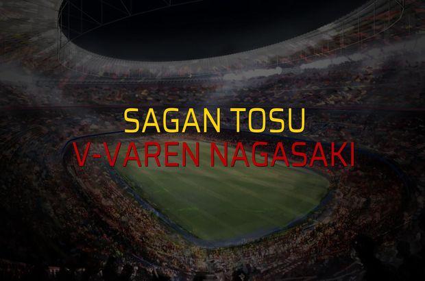 Sagan Tosu: 1 - V-Varen Nagasaki: 0 (Maç sonucu)