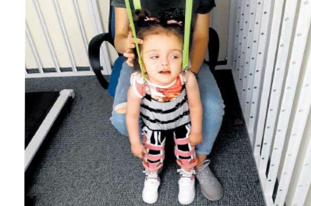 Epilepsi hastası Beren