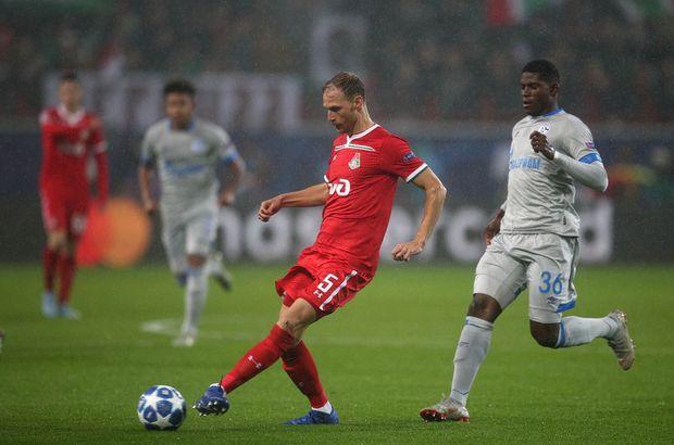 Şampiyonlar Ligi Benedikt Höwedes Lokomotiv Moskova Galatasaray