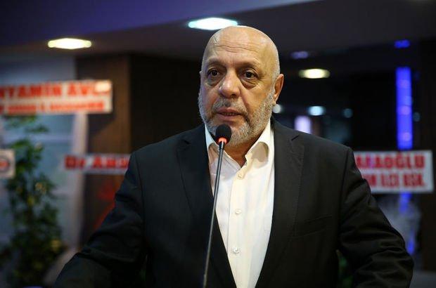 Hak-İş Konfederasyonu Genel Başkanı Mahmut Arslan