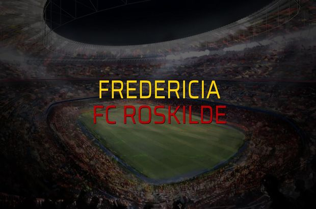 Fredericia: 1 - FC Roskilde: 7