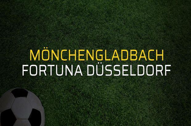 Mönchengladbach: 3 - Fortuna Düsseldorf: 0