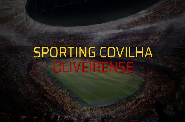 Sporting Covilha: 0 - Oliveirense: 0