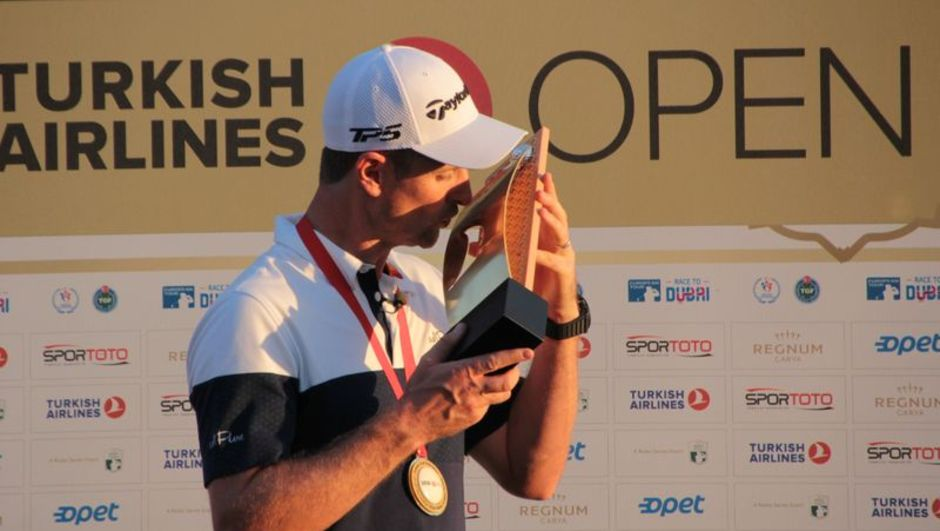 Turkish Airlines Open Golf Turnuvası'nı Rose kazandı
