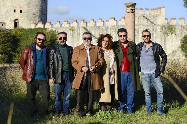 Uğur Yücel, Cengiz Bozkurt, Binnur Kaya, Feyyaz Yiğit