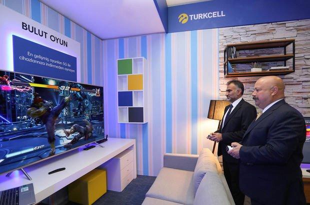 Türkiye'nin ilk canlı 5G deneyimigerçekleştirildi