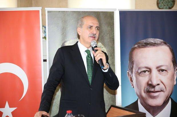 Kurtulmuş: Erdoğan'ın karizmasına sığınan adayların faydası yok
