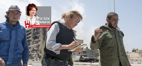 Marie Colvin savaşın değil, masumların muhabiriydi