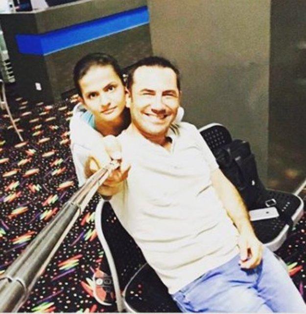 Yağmur Göçer'den babası Ferhat Göçer'e sert sözler - Magazin haberleri
