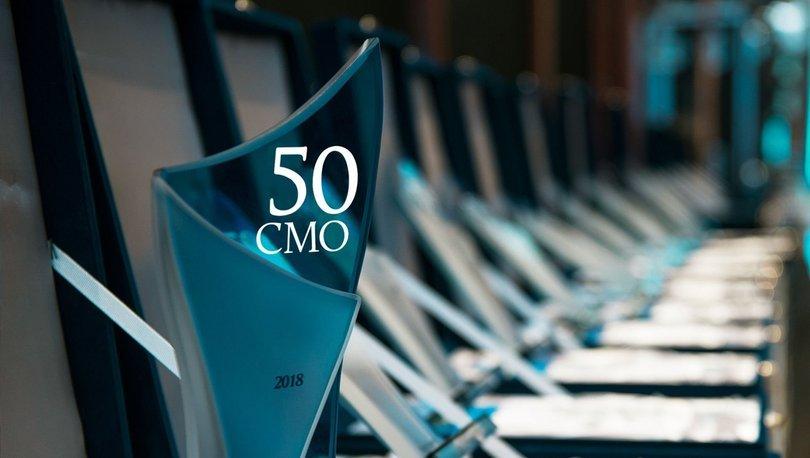 Türkiye'nin en etkin 50 CMO'su