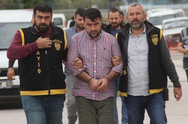 Baba ile 2 oğlu tutuklandı