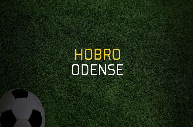 Hobro - Odense sahaya çıkıyor