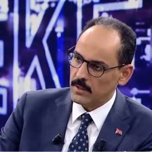 KALIN'DAN, ABD'NİN PKK HAMLESİNE İLİŞKİN AÇIKLAMA