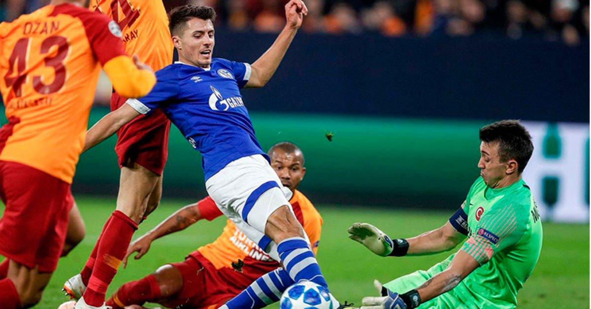 Schalke Galatasaray übertragung