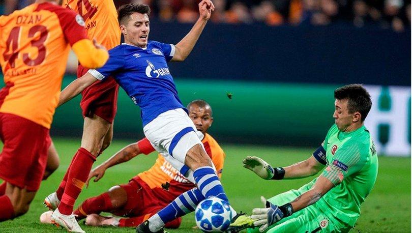 Schalke 04 - Galatasaray