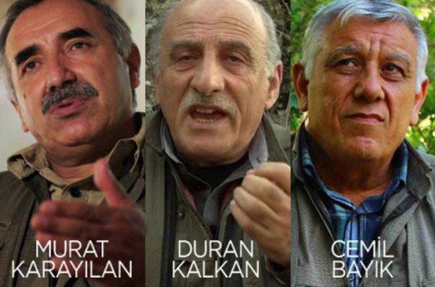 ABD'den kritik hamle: PKK'lı üç teröristin başına ödül!
