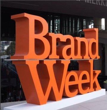 Türkiye'nin ve dünyanın iş ve markalar dünyasını, yaratıcı endüstrilerini, dünyanın en ilham verici isim ve projeleriyle buluşturan Brand Week Istanbul, 7 - 9 Kasım