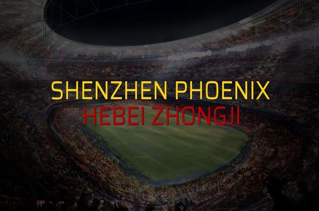 Shenzhen Phoenix - Hebei Zhongji düellosu