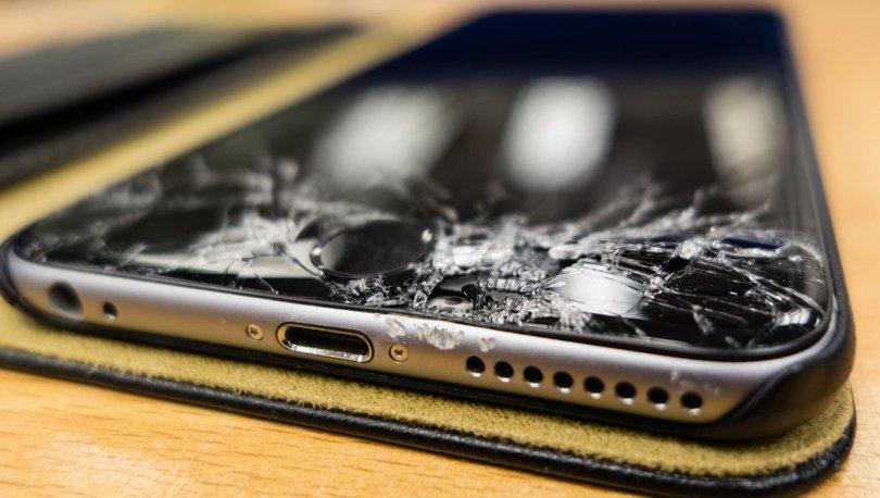 Ekranı kırılmış telefondan veri kurtarma