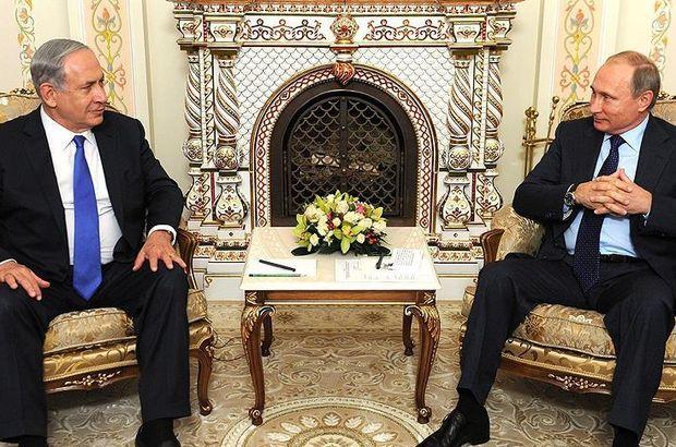 Netanyahu-Putin görüşmesi iptal edildi