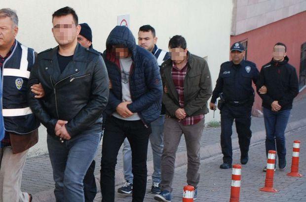 FETÖ mahrem asker operasyonunda 12 tutuklama