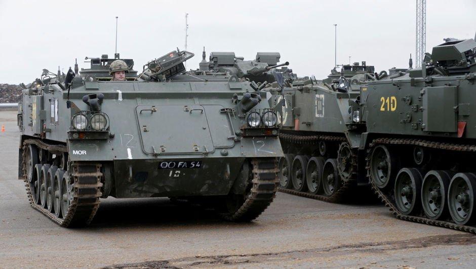 İngiltere, orduya yabancı asker alacak