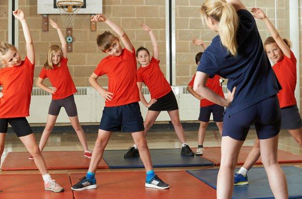 Ortaokul ve liselilerin fiziksel uygunluk karnesi ilk raporu hazırlandı