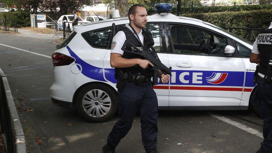 Fransa'da bomba alarmı!