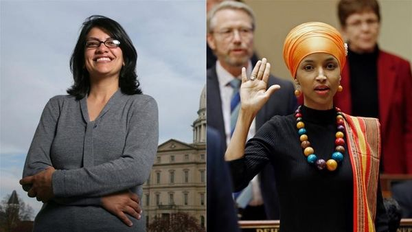 ABD Kongresi'nde artık iki Müslüman kadın var ile ilgili görsel sonucu
