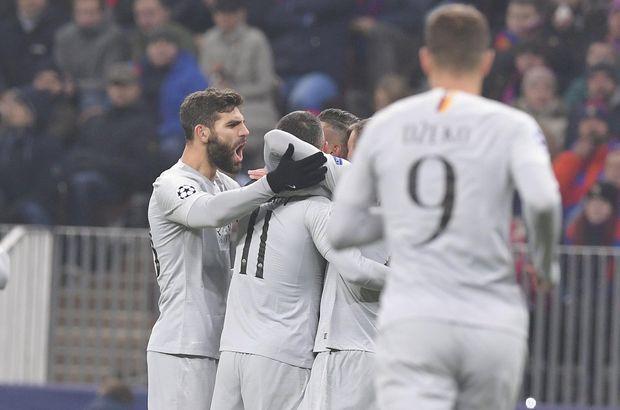 CSKA Moskova Roma canlı