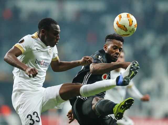 Beşiktaş'ın Genk karşısındaki muhtemel 11'i!