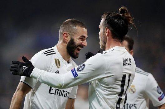 Viktoria Plzen: 0 - Real Madrid: 5   MAÇ SONUCU